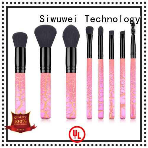 GLEAMUSE biggest makeup brush set Supply for women