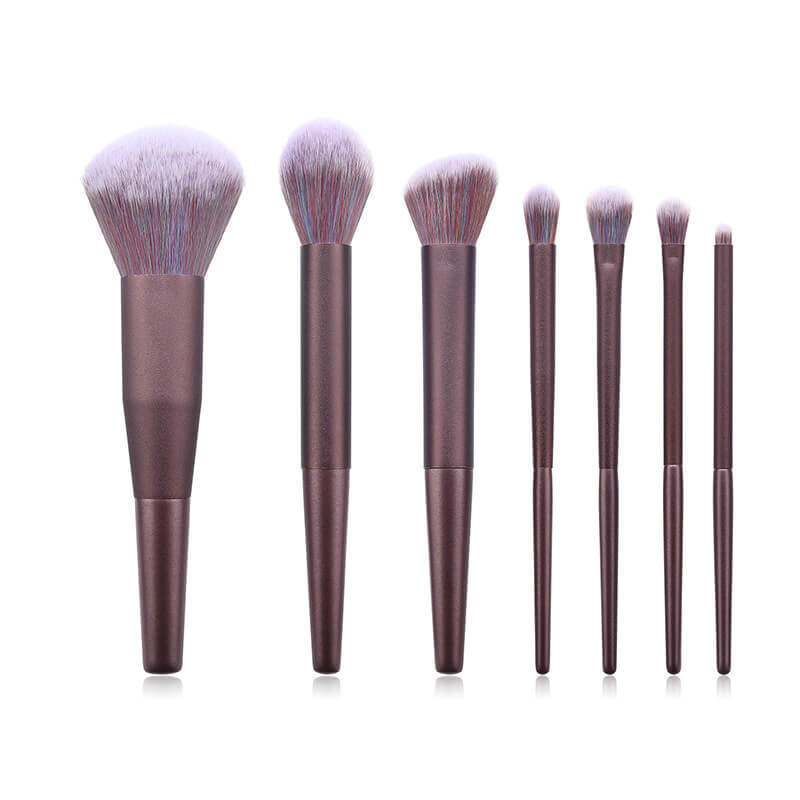 Makeup Brushes Set With Case Gift Set MBS-S7Z
