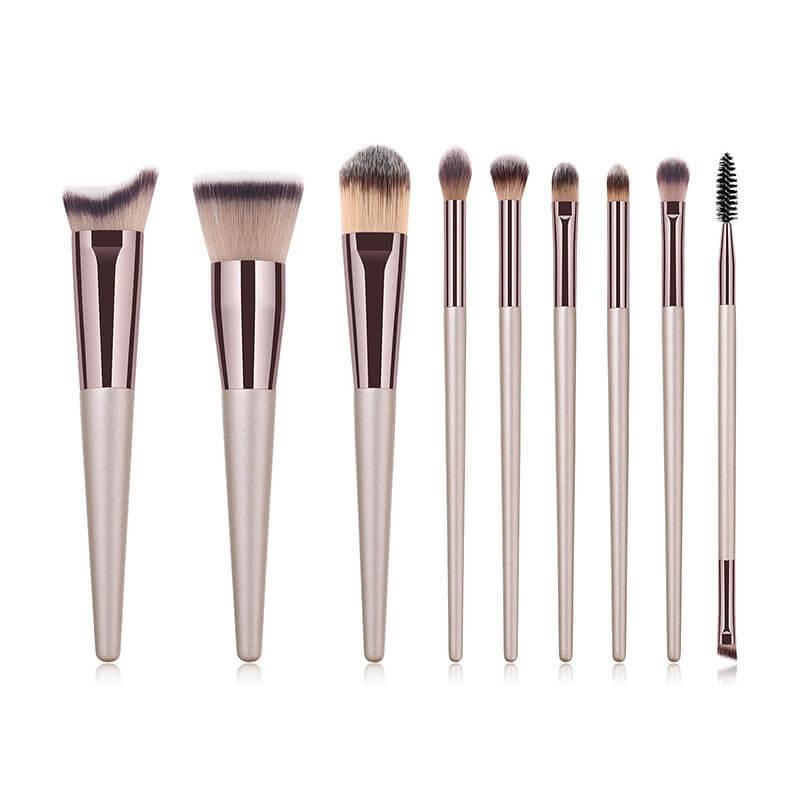 High-End Makeup Brush Set Powder Makeup Brush MBS-S9CG