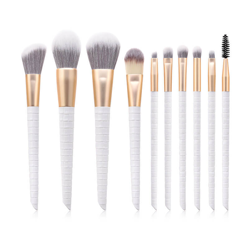 High-End Makeup Brush Set Flat Makeup Brush MBS-S10BE