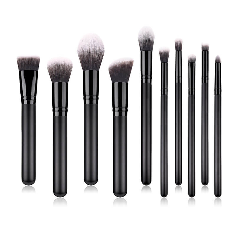 High-End Makeup Brush Set Foundation Brush MBS-S10HHM