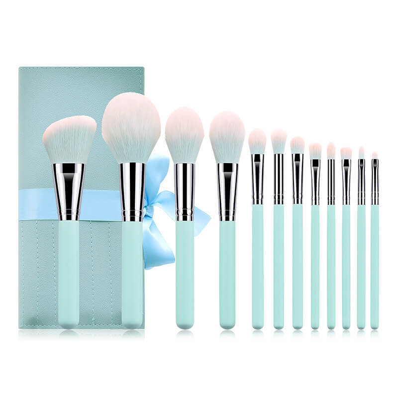 High-End Make Up Brushes Set MBS-S12L1