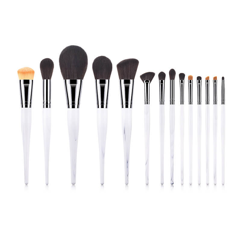 High-End Makeup Brush Set MBS-S14HB