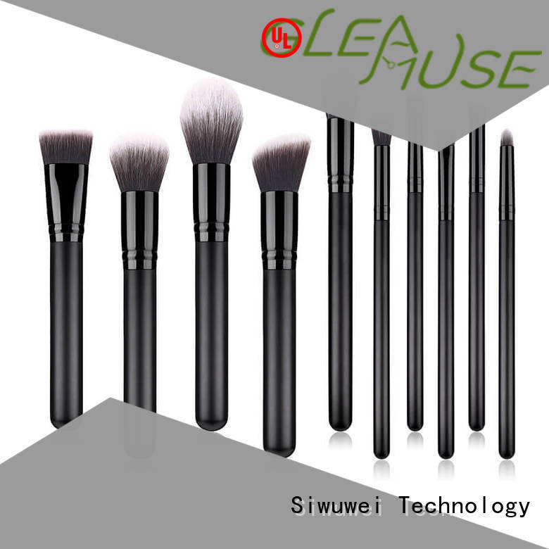 Best cheap professional makeup brushes set for business for Beauty shop