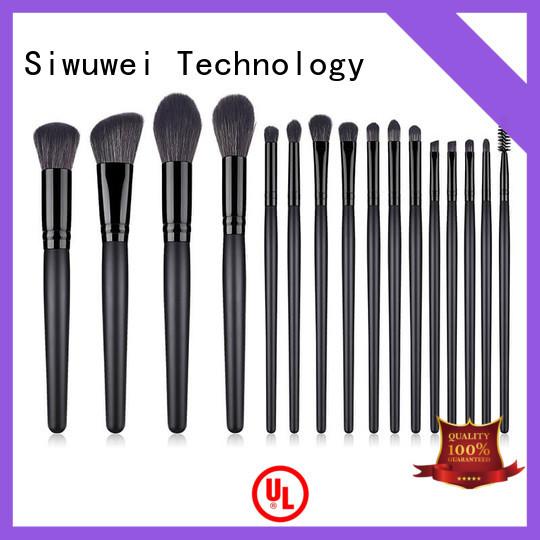 Wholesale retractable makeup brush factory for makeup artist