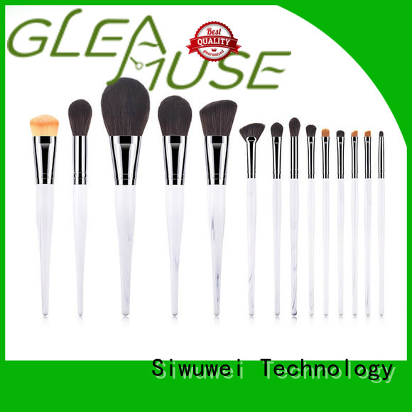 GLEAMUSE free makeup brushes company for Beauty shop