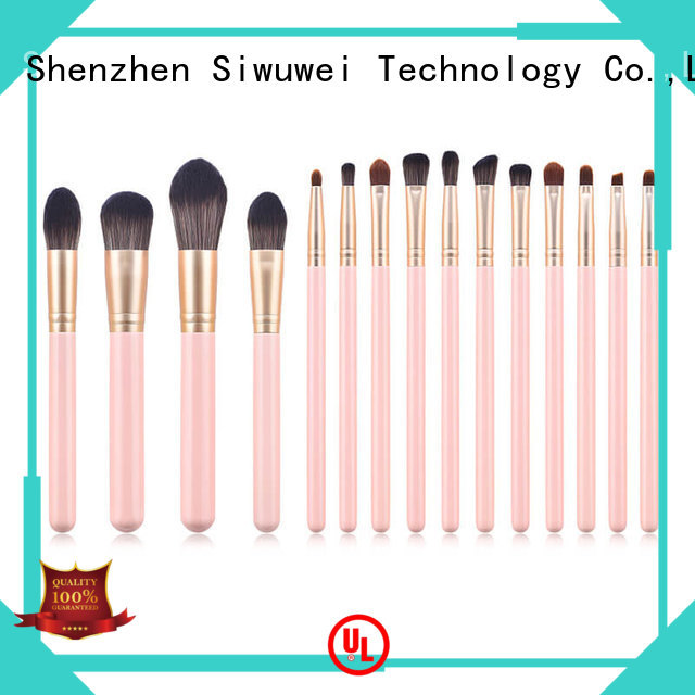 GLEAMUSE Top spoon brush Supply for makeup artist