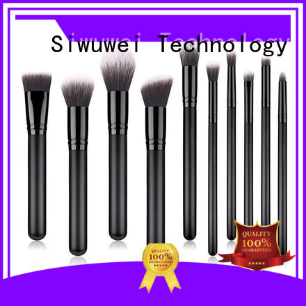 GLEAMUSE best basic makeup brush set manufacturers for Beauty shop