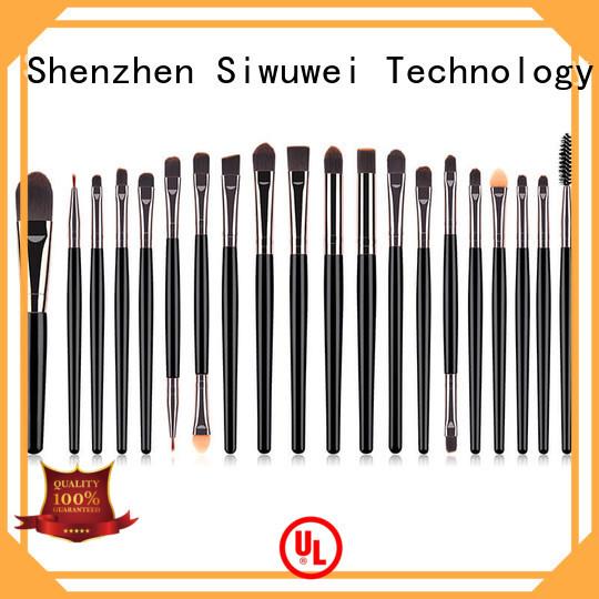 Custom hair brush makeup brush Supply for women