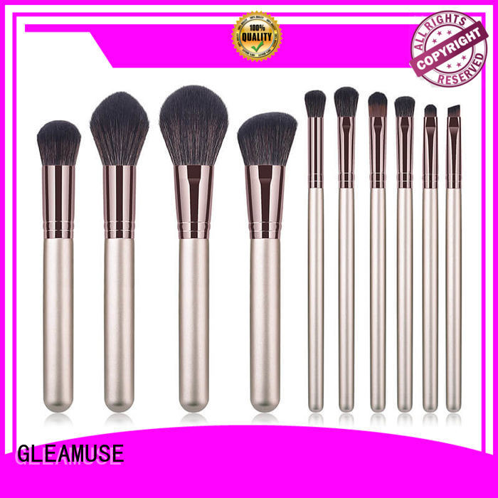 Latest best makeup brush gift sets Supply for Beauty shop