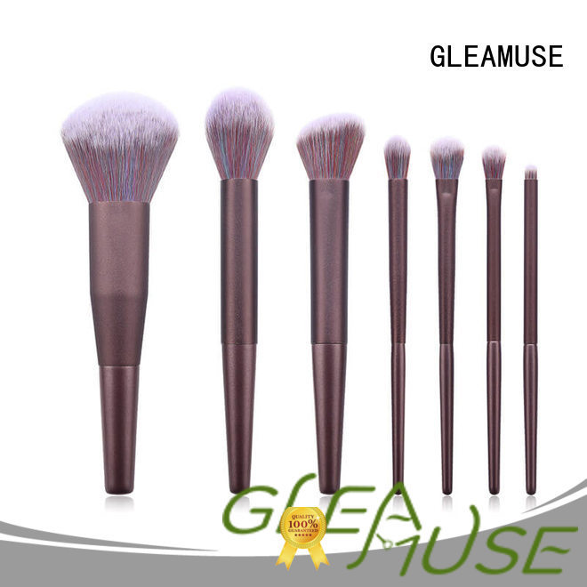 GLEAMUSE makeup set and brushes company for women