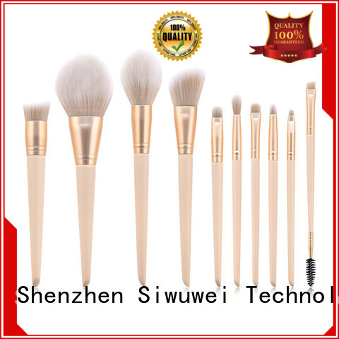 GLEAMUSE Wholesale makeup brush set offers factory for women