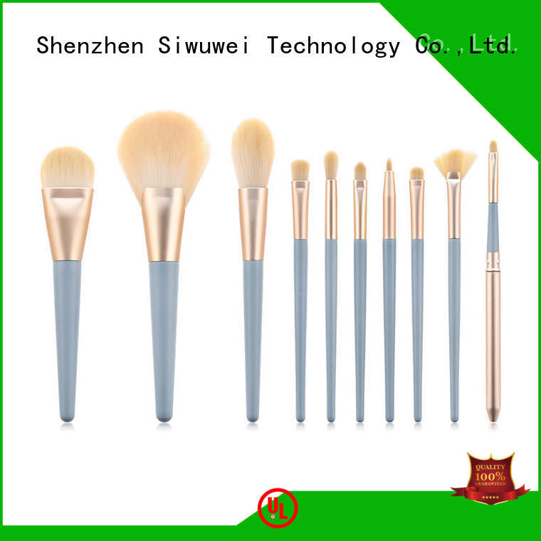 GLEAMUSE pretty brush sets factory for women