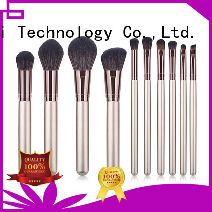 GLEAMUSE Latest cheap face brush sets factory for women
