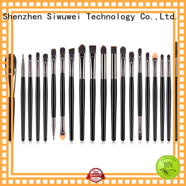 GLEAMUSE High-quality makeup brush set recommendations Supply for women