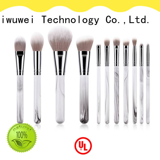 GLEAMUSE Top beauty professional brush set Suppliers for makeup artist