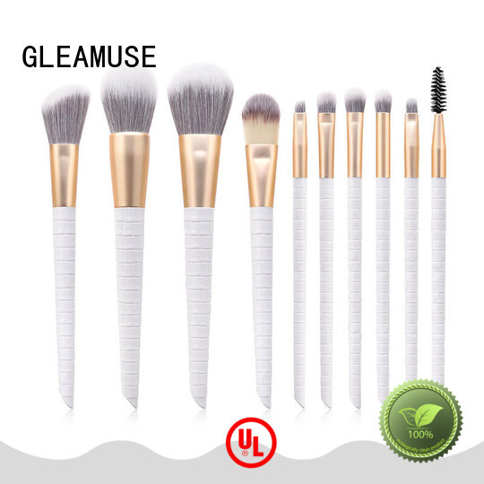 GLEAMUSE cheap makeup and brushes factory for makeup artist