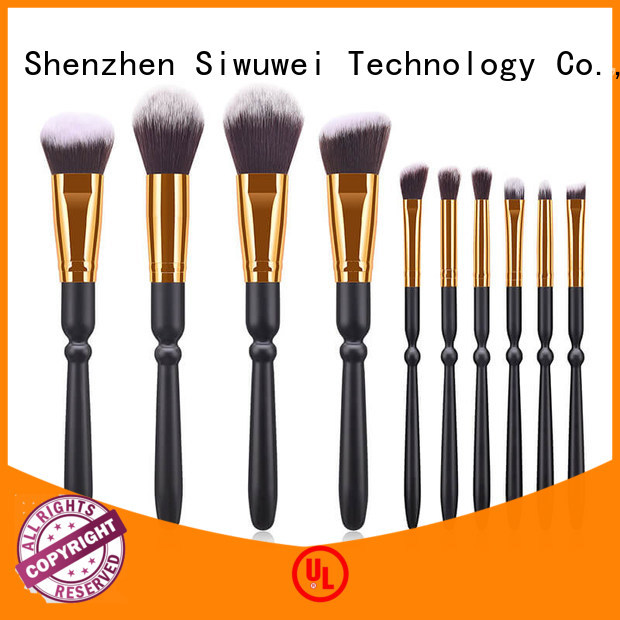 GLEAMUSE vegan makeup brushes Suppliers for makeup artist