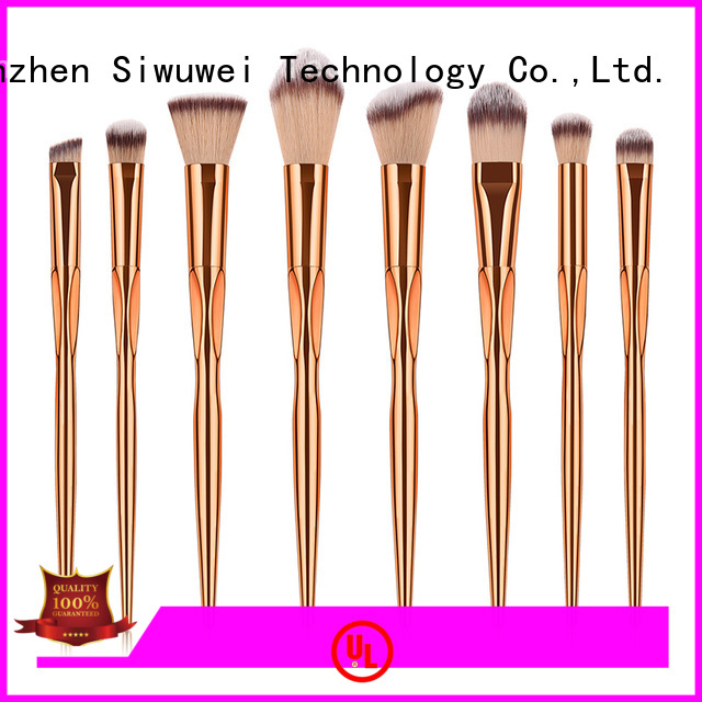 High-quality soft makeup brush set Suppliers for women