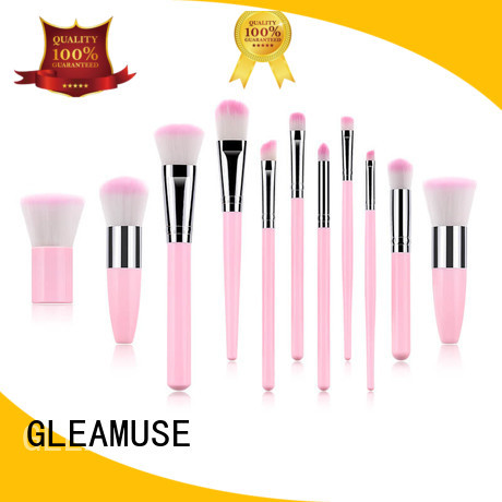 Custom wholesale makeup brushes for business used for face painting