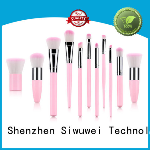 Wholesale morphe makeup brush set Suppliers used for face painting