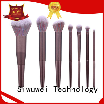 GLEAMUSE Wholesale best full makeup brush set for business for Beauty shop