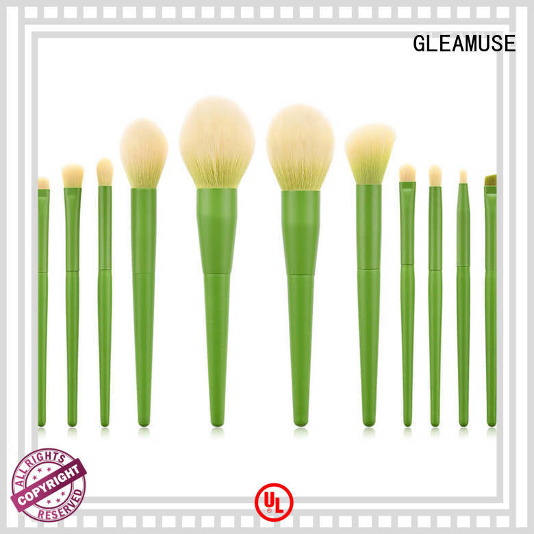 Top round makeup brush set company for Beauty shop