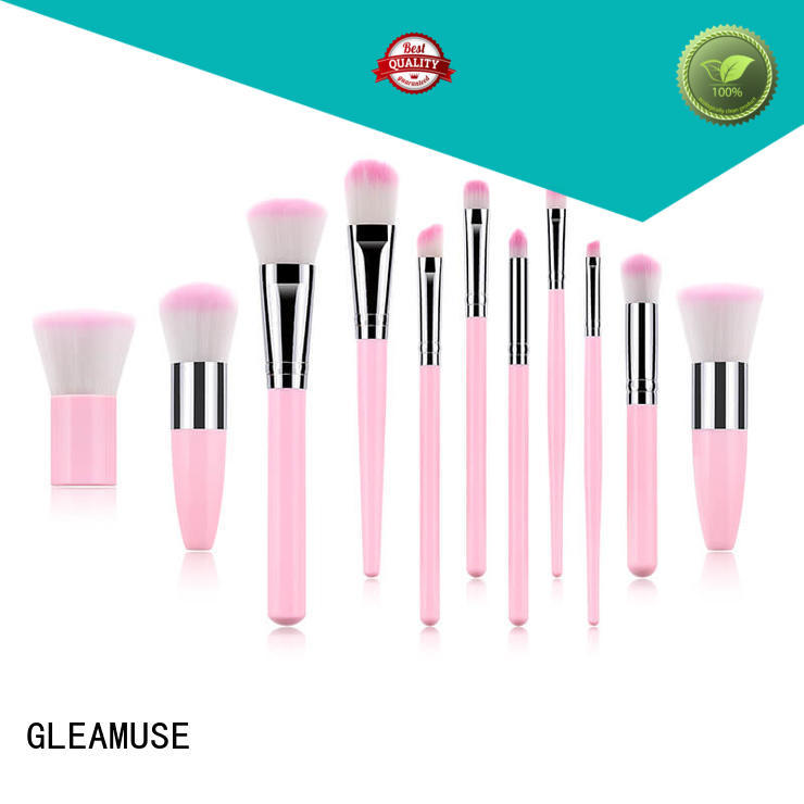 GLEAMUSE New brush collection Supply for Beauty shop