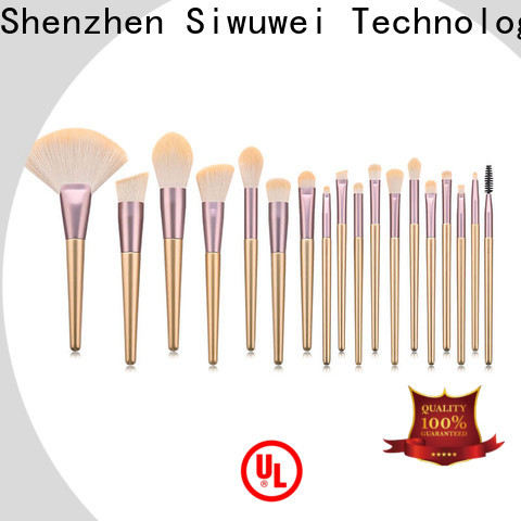 GLEAMUSE Custom cheap brushes company for Beauty shop
