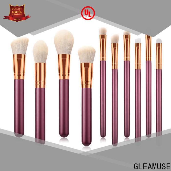 Custom spoon makeup brush Supply for women