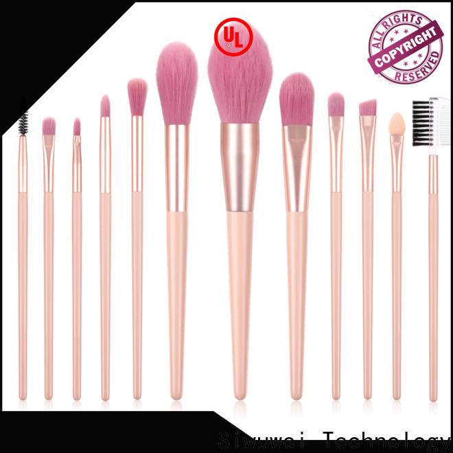Custom face and eye brush set Supply for makeup artist