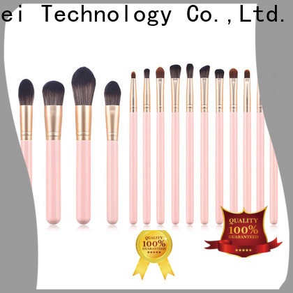 GLEAMUSE Latest biggest makeup brush set manufacturers for women
