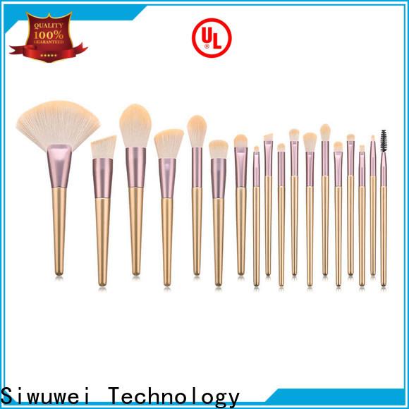 GLEAMUSE Best popular makeup brush sets factory for women