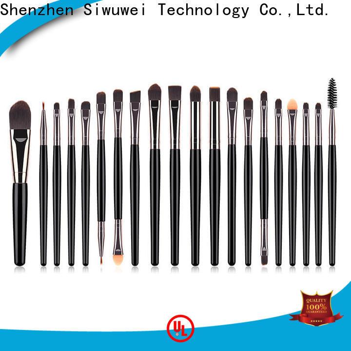 Wholesale cute makeup brush set company for makeup artist