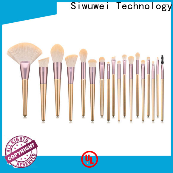 GLEAMUSE Latest no 7 makeup brush set Suppliers for Beauty shop