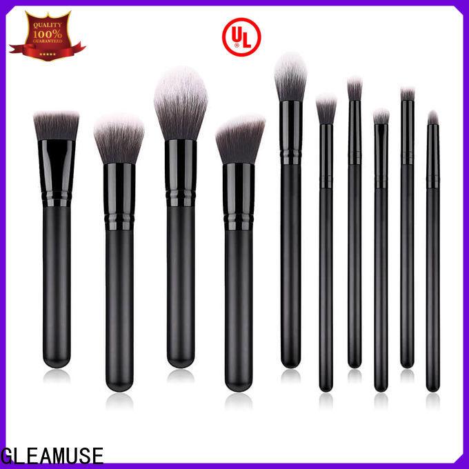 Custom popular makeup brush sets manufacturers for women