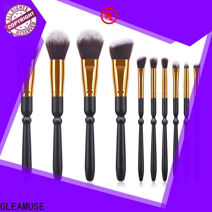 GLEAMUSE Best mermaid brush set factory for Beauty shop