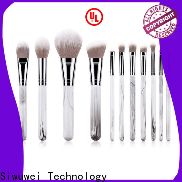 GLEAMUSE High-quality makeup brush set offers Suppliers for women
