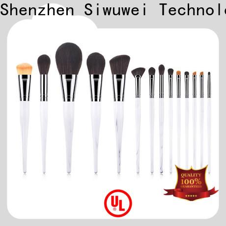 Custom brush makeup brush manufacturers for Beauty shop