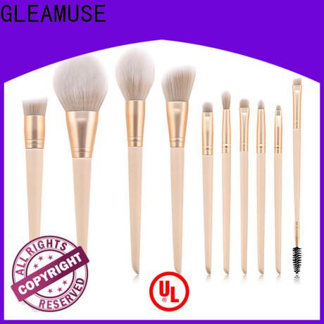 Custom cute makeup brush set factory for Beauty shop