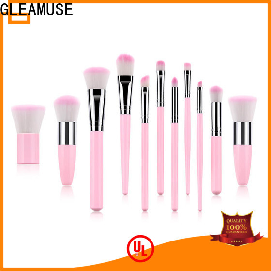 High-quality nice cheap makeup brushes factory used for face painting