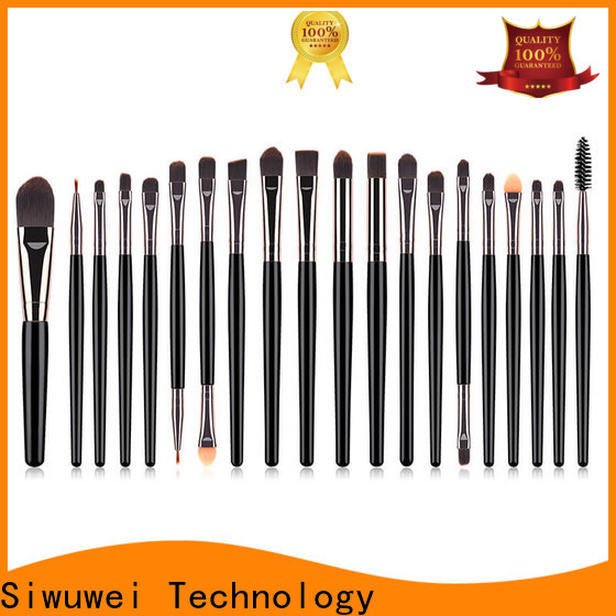 GLEAMUSE good inexpensive makeup brushes manufacturers for women