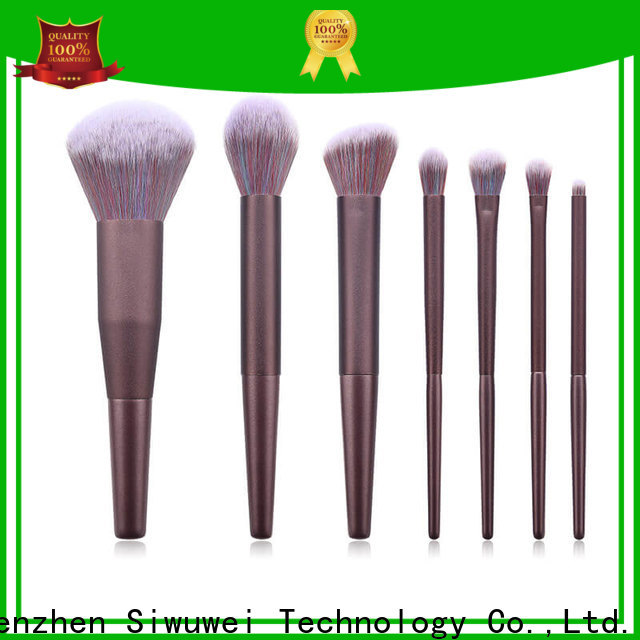 Custom collection makeup brushes Suppliers used for face painting