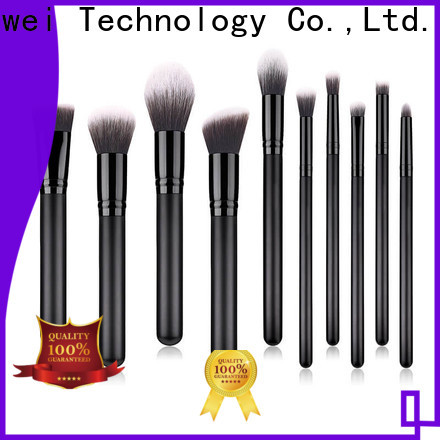 GLEAMUSE branded brush sets factory for Beauty shop