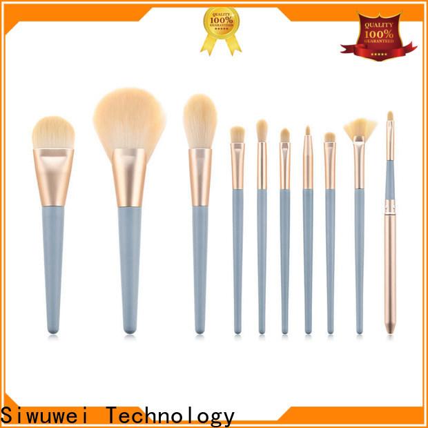 GLEAMUSE New vegan makeup brushes factory for makeup artist