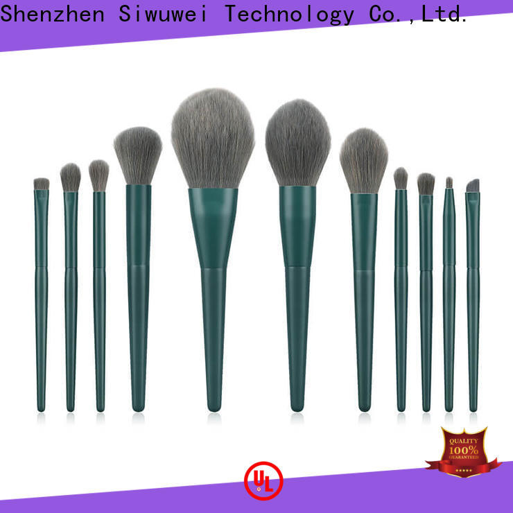 GLEAMUSE disposable makeup brushes manufacturers for makeup artist