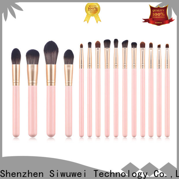 GLEAMUSE Latest great cheap makeup brushes factory for women
