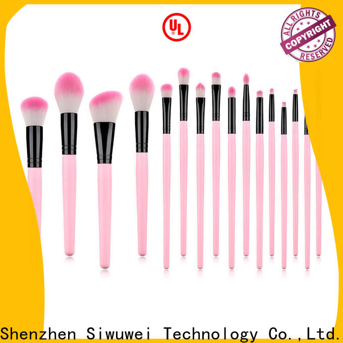 High-quality inexpensive makeup brushes manufacturers for Beauty shop