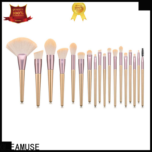Wholesale best full makeup brush set Suppliers used for face painting