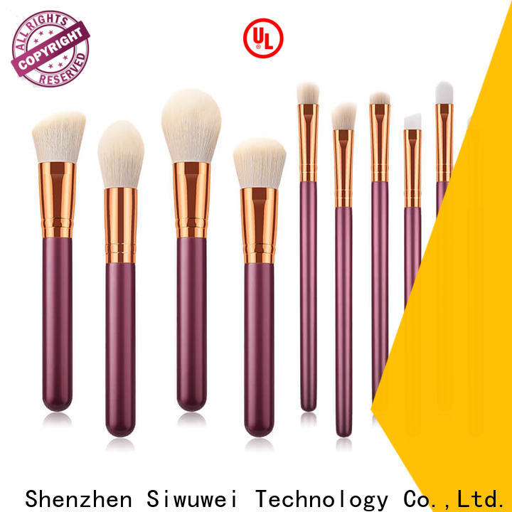 GLEAMUSE best makeup brushes uk company for Beauty shop